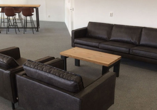 Kantoorinrichting industriele meubilair