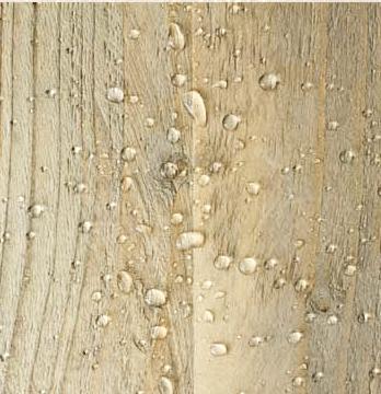 Waterafstotende Nano coating: stoot vocht en vuil af