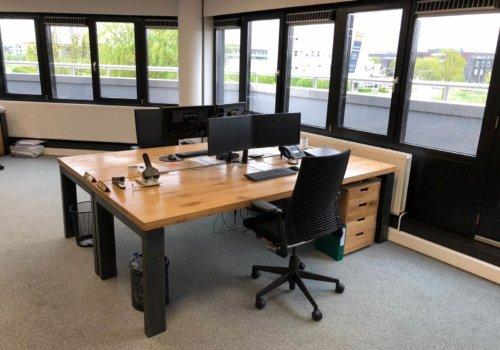 Industriele bureaus kantoorinrichting