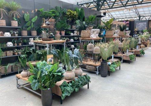 Productdisplay meubelen voor winkel